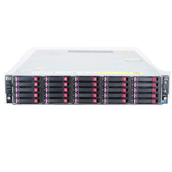 Noile servere dedicate HP ProLiant disponibile